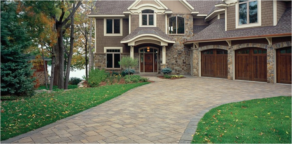 home plans with portico driveway