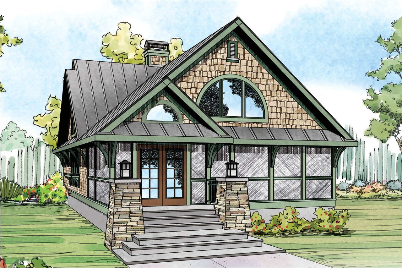 3638 craftsman house plans with back porch