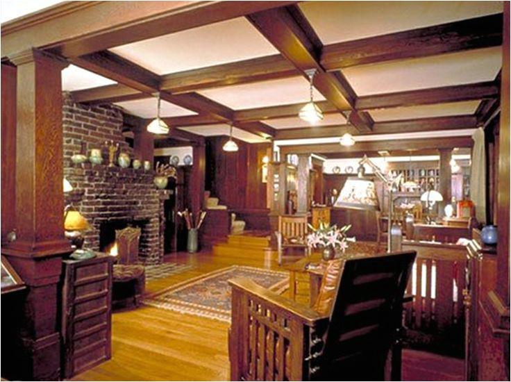craftsman style home interior designs