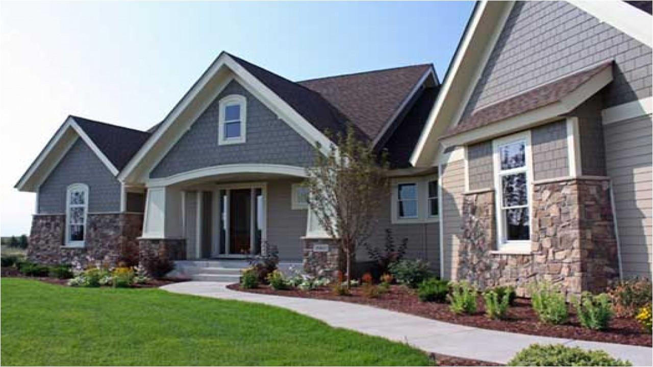 08b31622fdbdefb1 3 story craftsman style homes one story craftsman style house plans