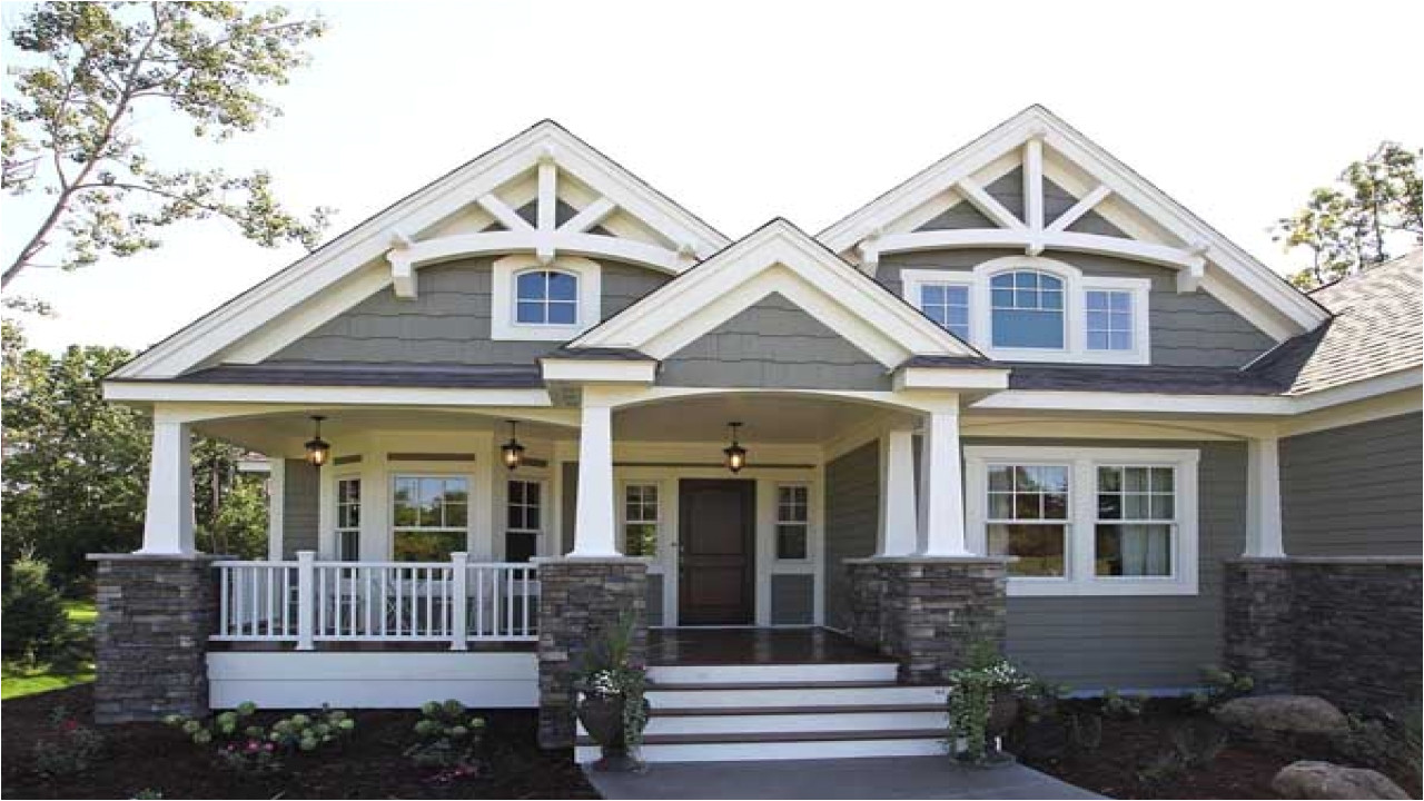 single story craftsman style homes shtml