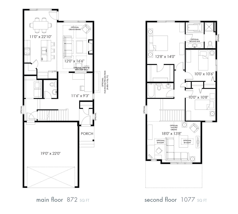 calgary home plans