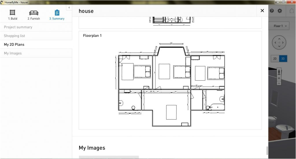 create free floor plans for homes best of free floor plan software homebyme review