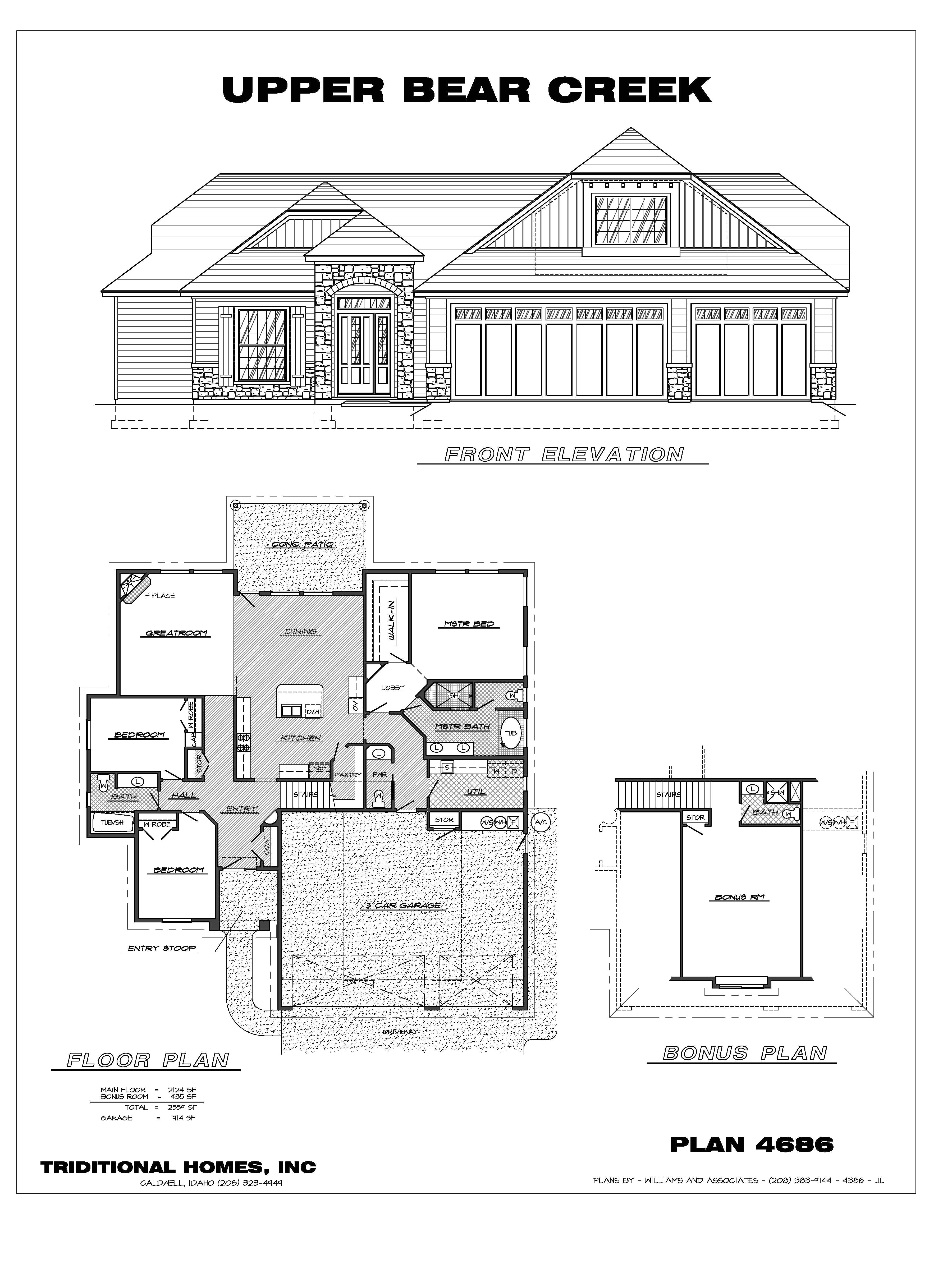 cretin homes floor plans
