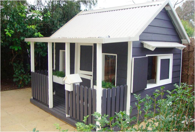cubby house plans better homes and gardens