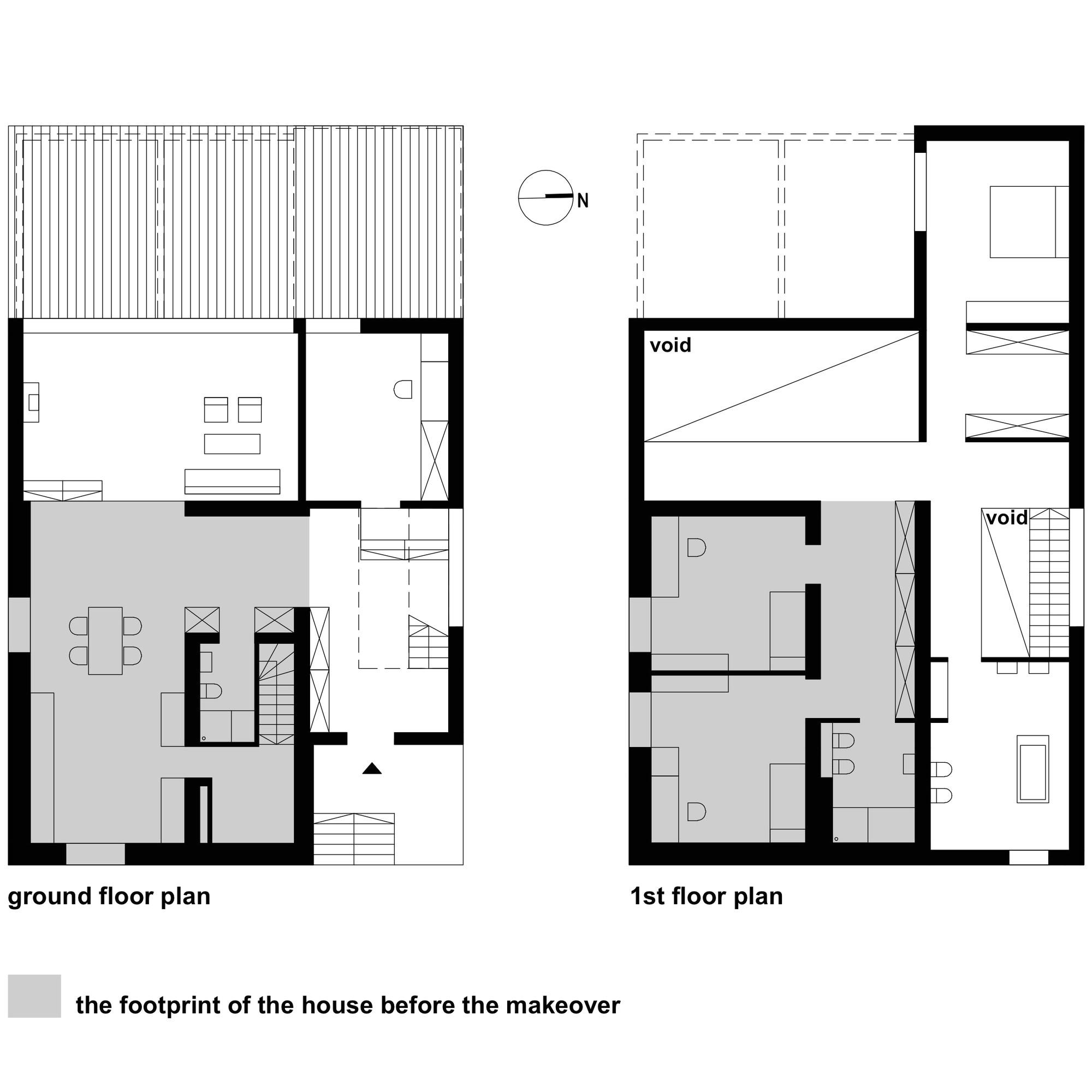 black cube house kameleonlab