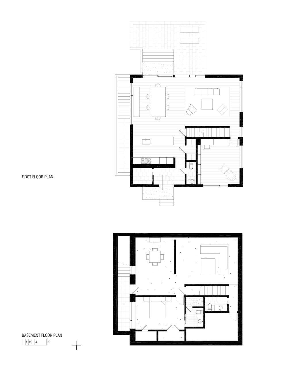 50071d8e28ba0d4148001097 hampden lane house robert gurney architect floor plans