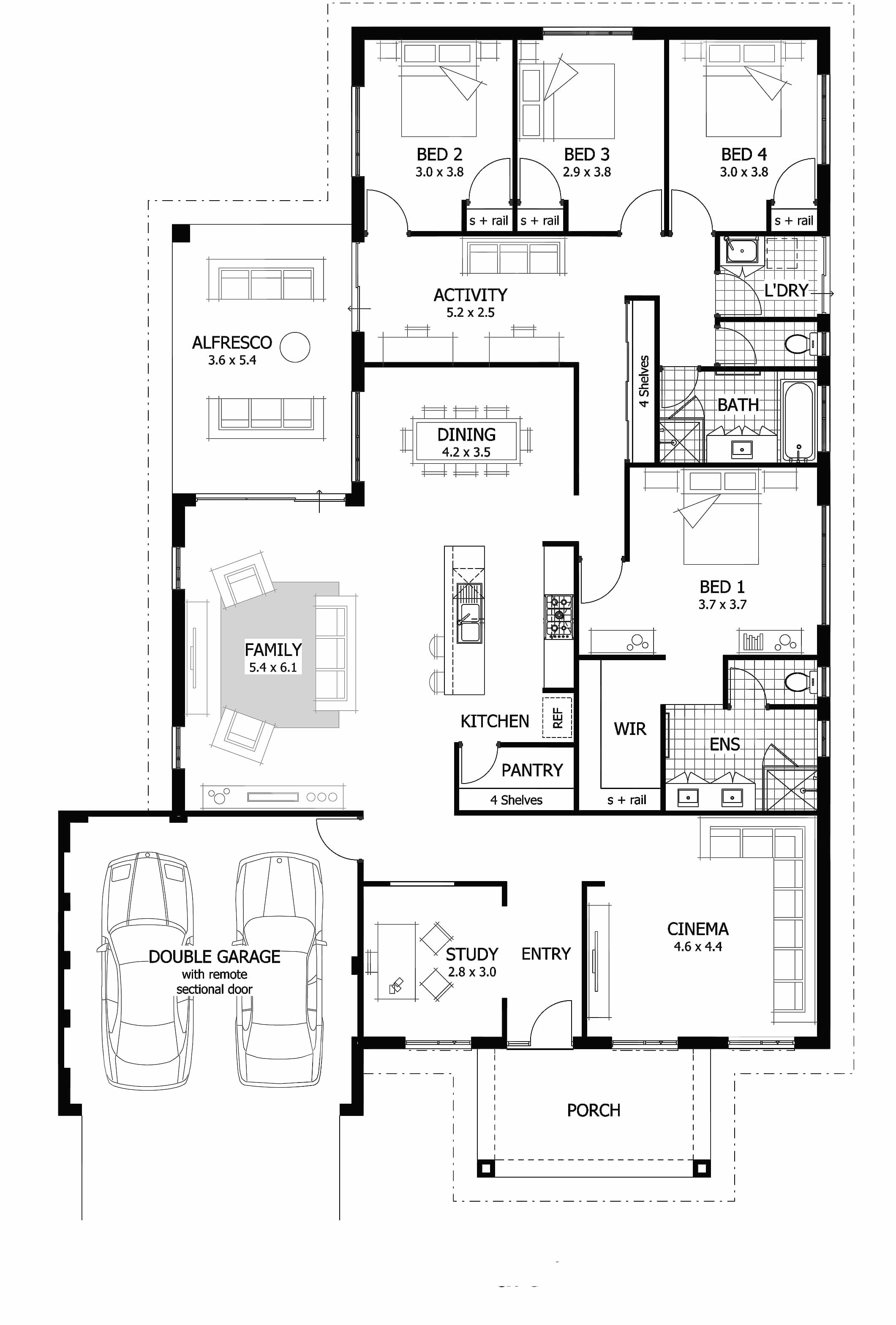 Cuney Homes Floor Plan Luxury Homes Plans the Best Cliff May Floor Plans Luxury