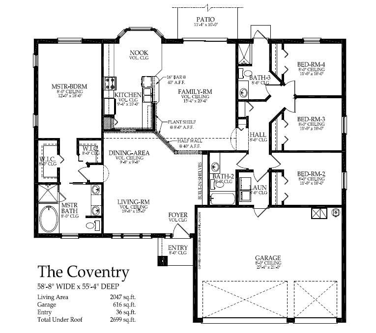 awesome custom built home plans 7 custom home floor plans
