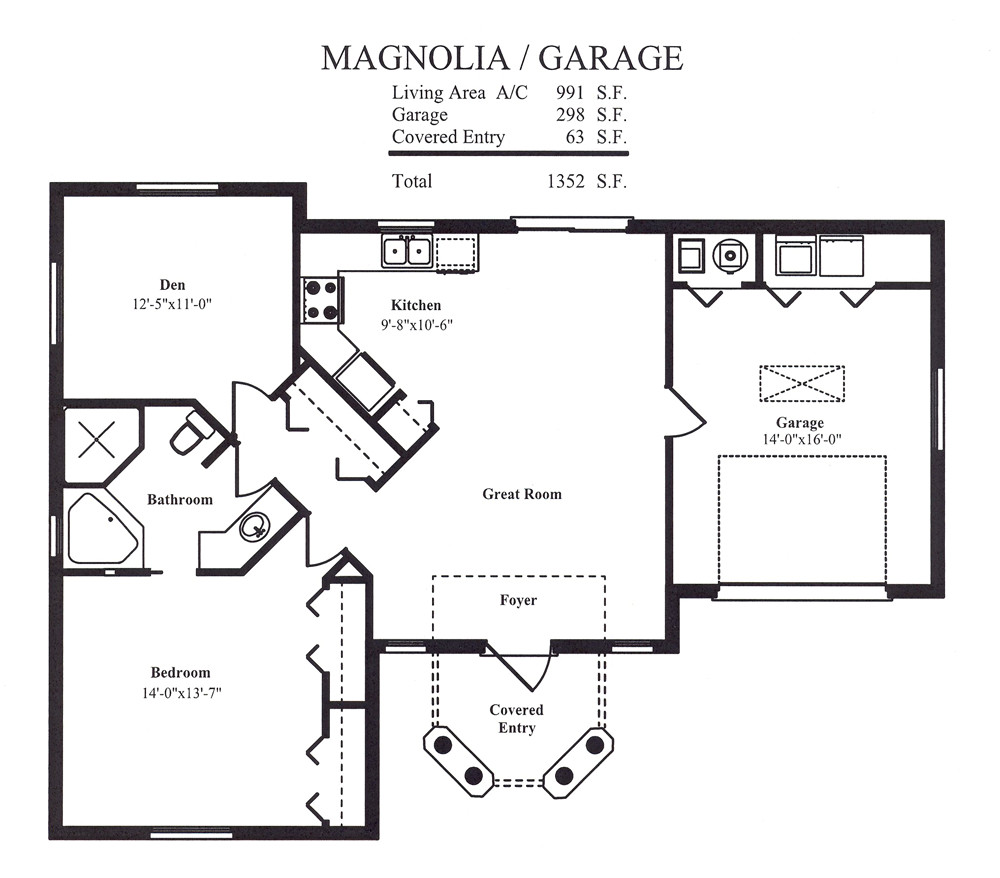 custom built home plans