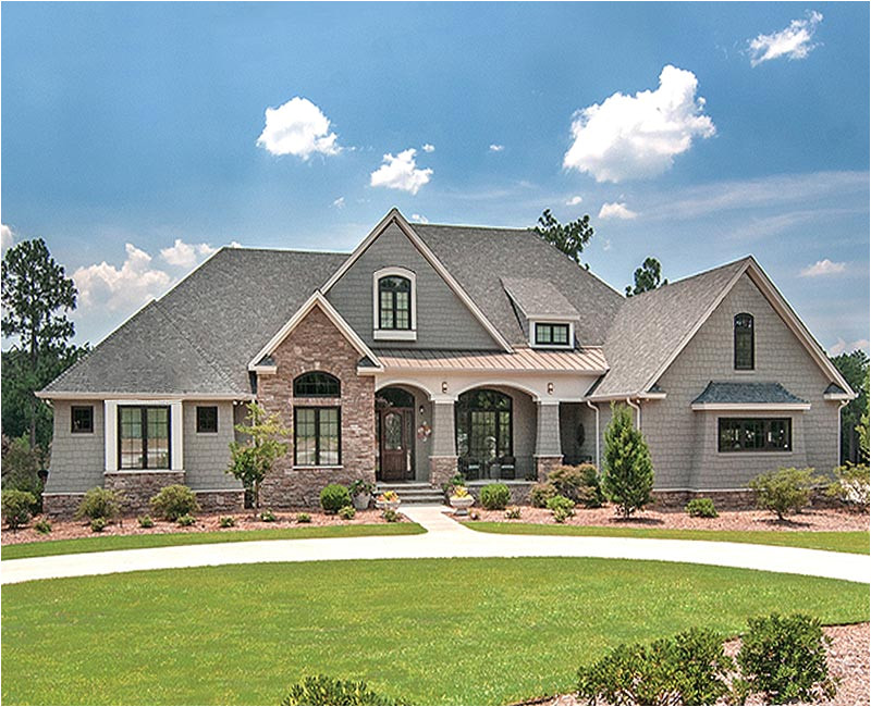 Custom Country Home Plans Beautiful French Country Estate Custom Home with 3 881