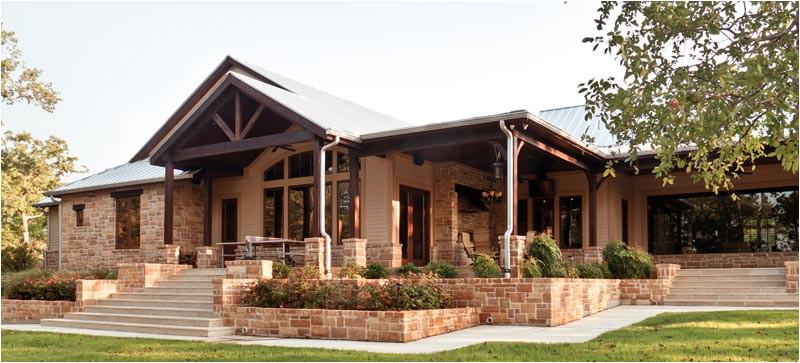 texas hill country home designs custom builder