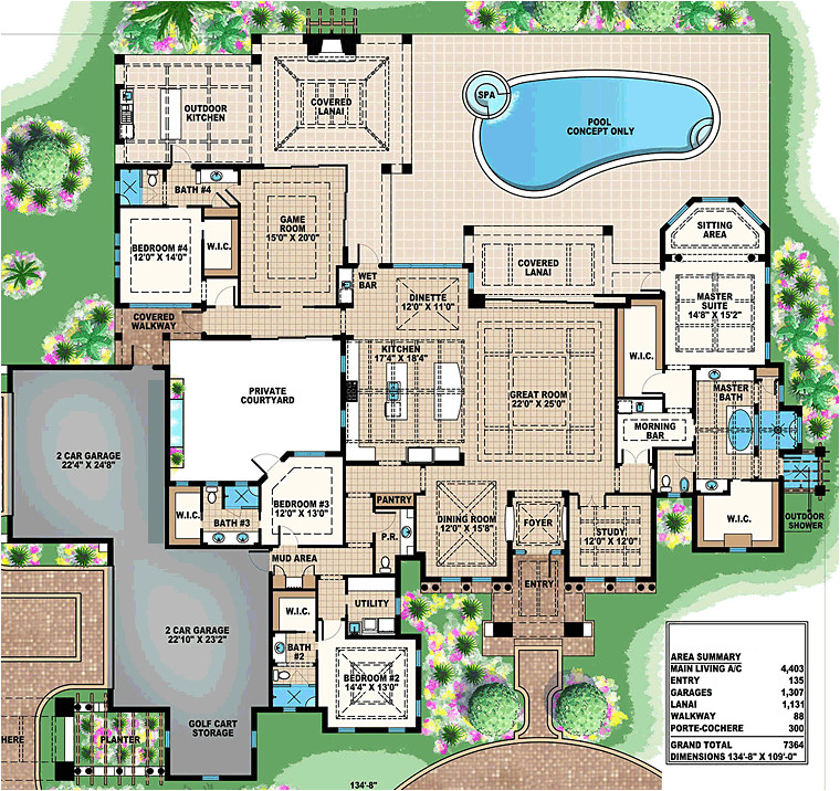 luxury estate luxury custom home floor plan jacksonville florida