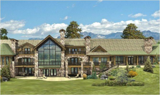 simple custom estate home plans placement