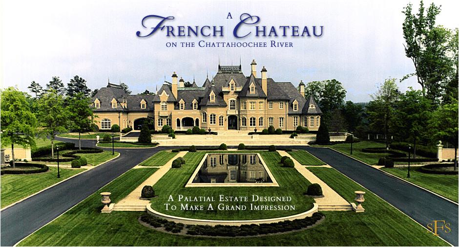 palatial french estate