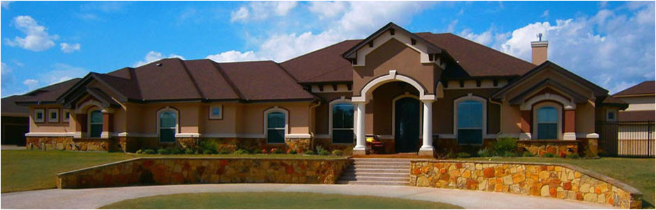 texas custom home