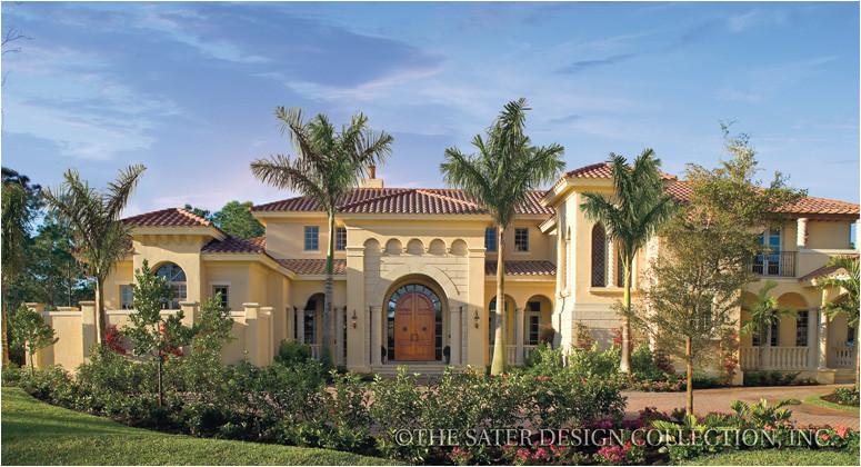 cordillera luxury mediterranean style house plan