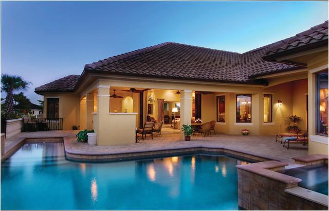sater design collections 8052 caprina home plan mediterranean exterior miami