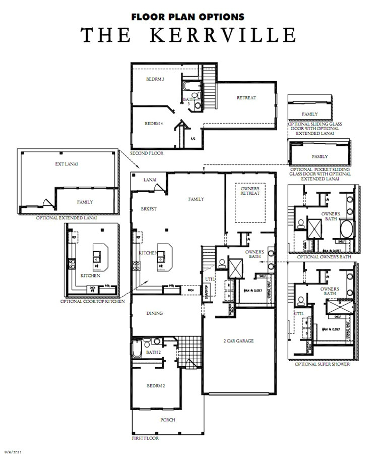 david weekley homes the kerrville