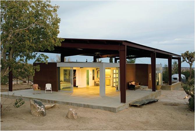 desert house design