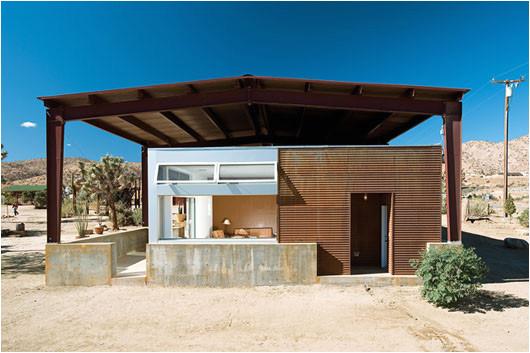 desert house design idea
