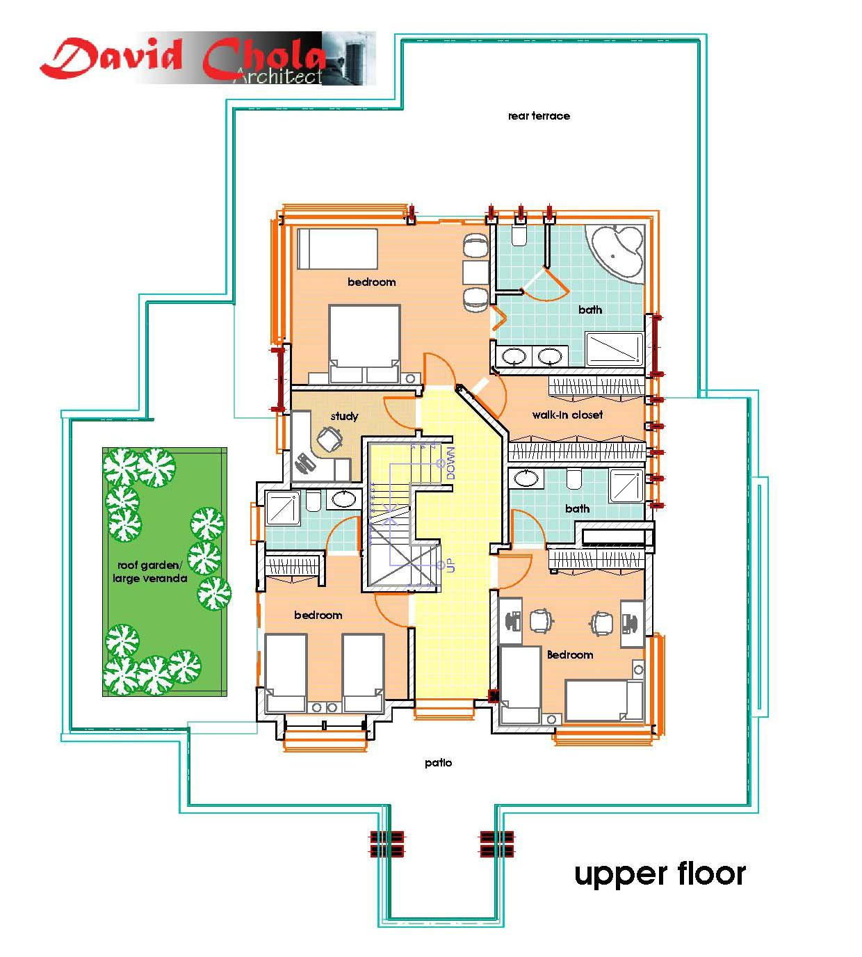 kenyan house designs and floor plans