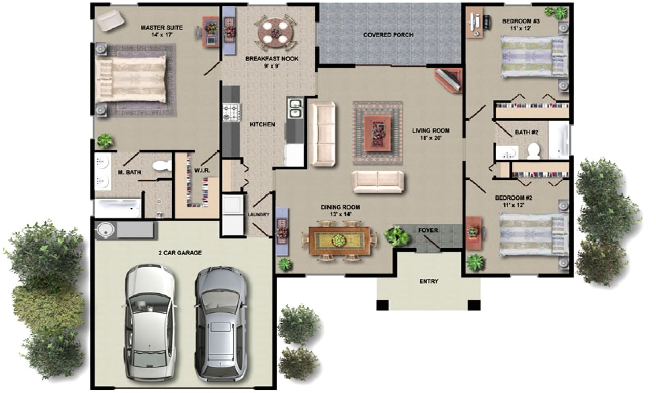 Design Homes Floor Plans House Floor Plan Design Small House Plans with Open Floor