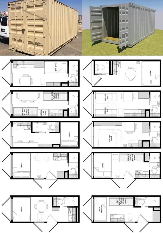 diy shipping container home plans