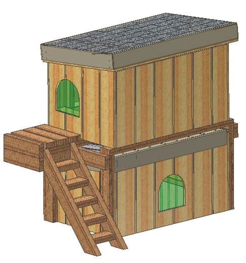 insulated dog house plans for large dogs free page 2