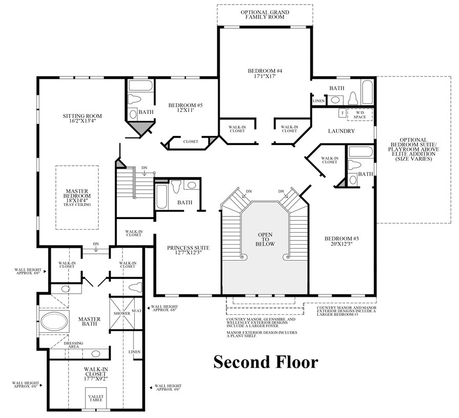 dominion homes floor plans columbus ohio