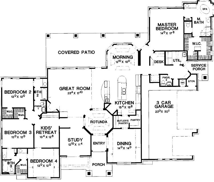double k homes floor plans
