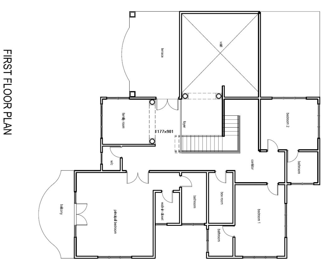 5 bedroom house plans osagyefo home plan