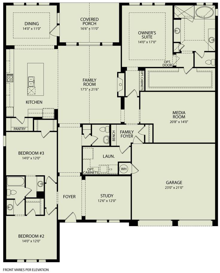 bungalow homes plans