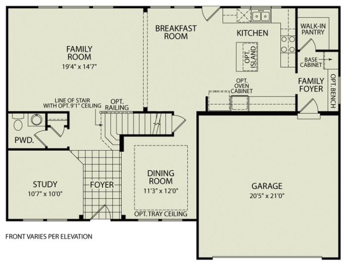 recommended drees homes floor plans