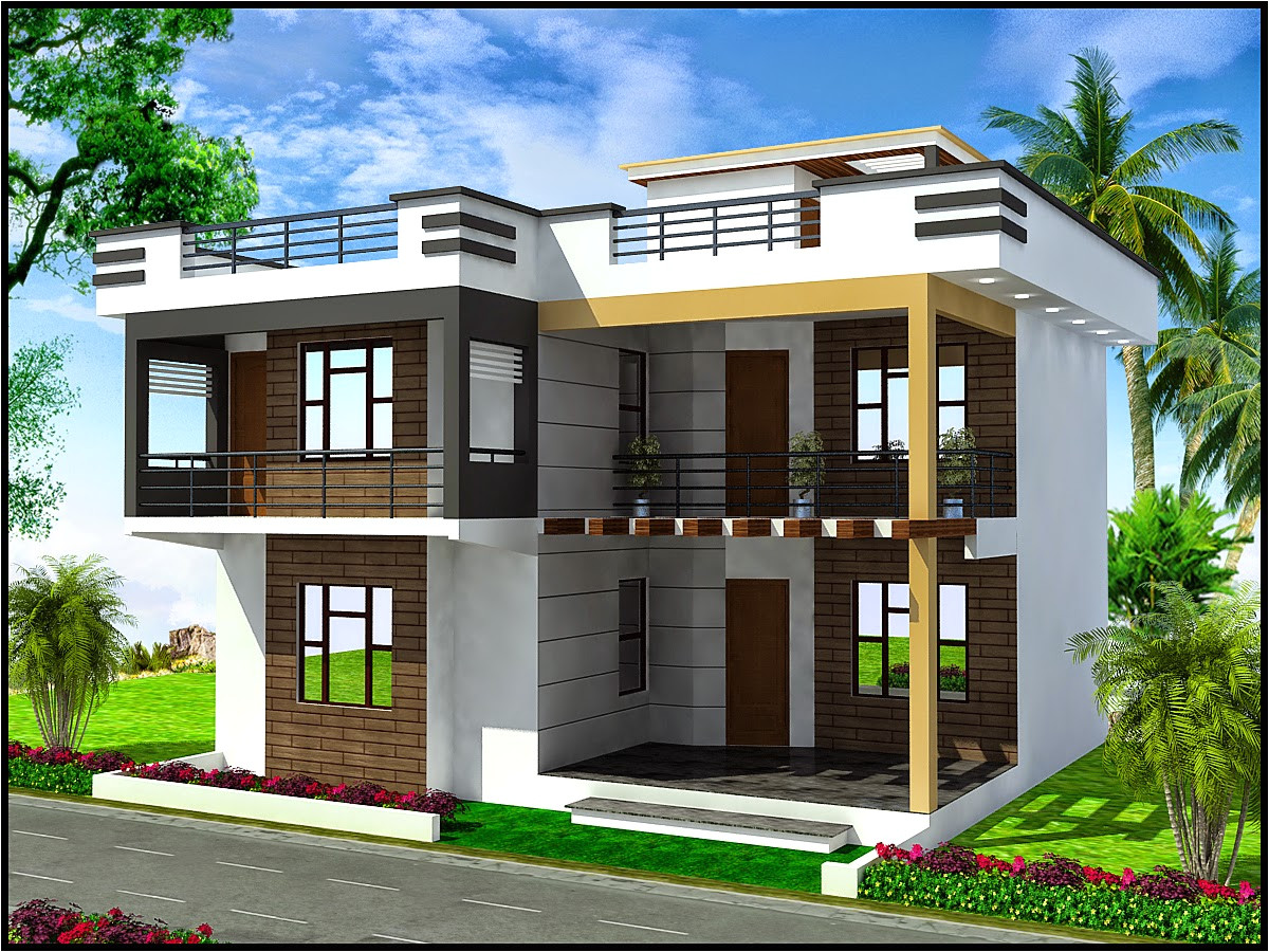 duplex house plans gallery