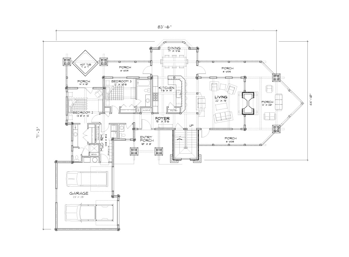 eagles nest house plan
