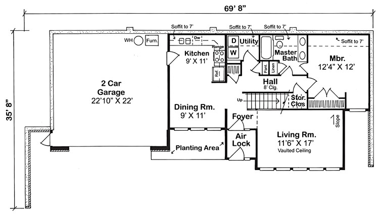 gallery earth sheltered home plans with basement