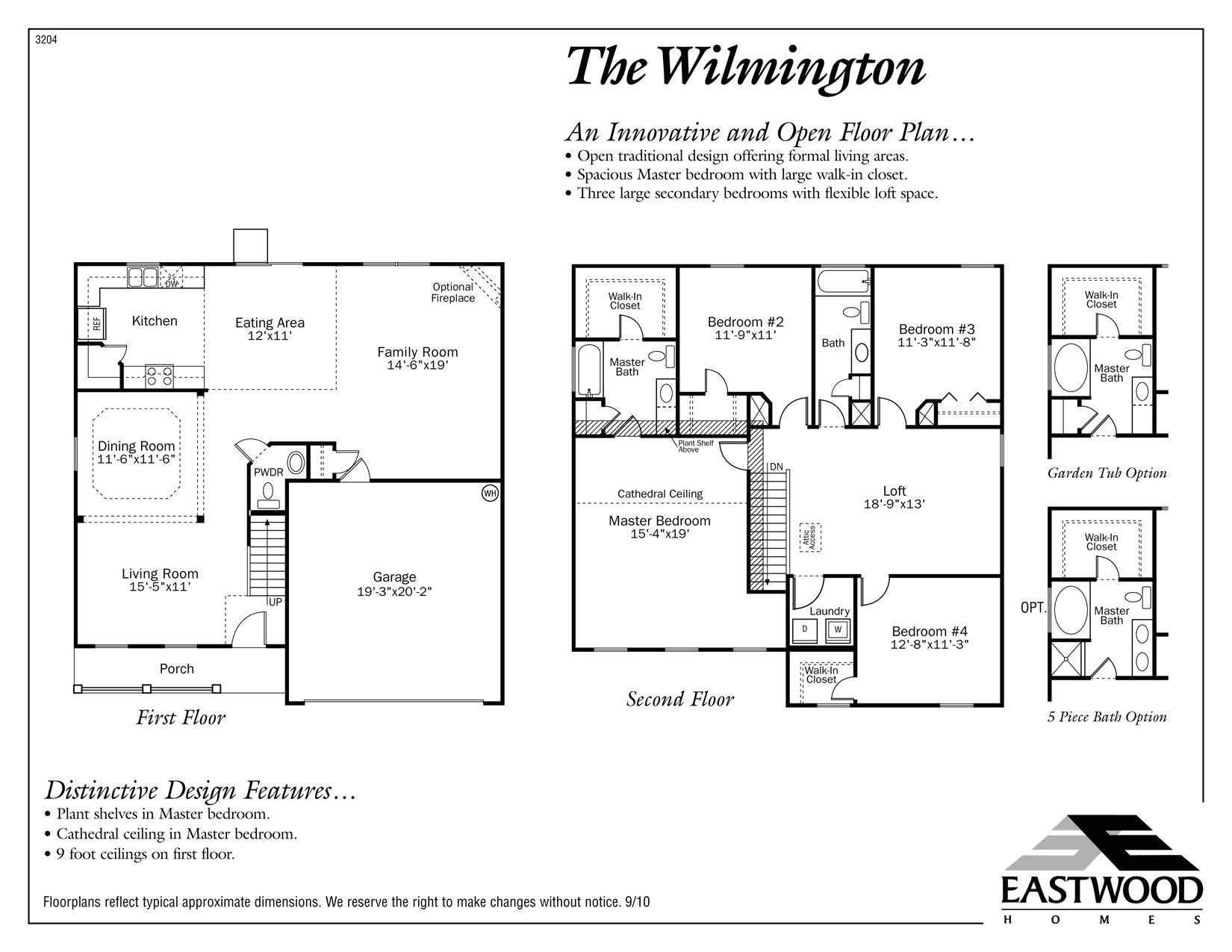 Eastwood Homes Cypress Floor Plan Eastwood Homes Floor Plans Greenville