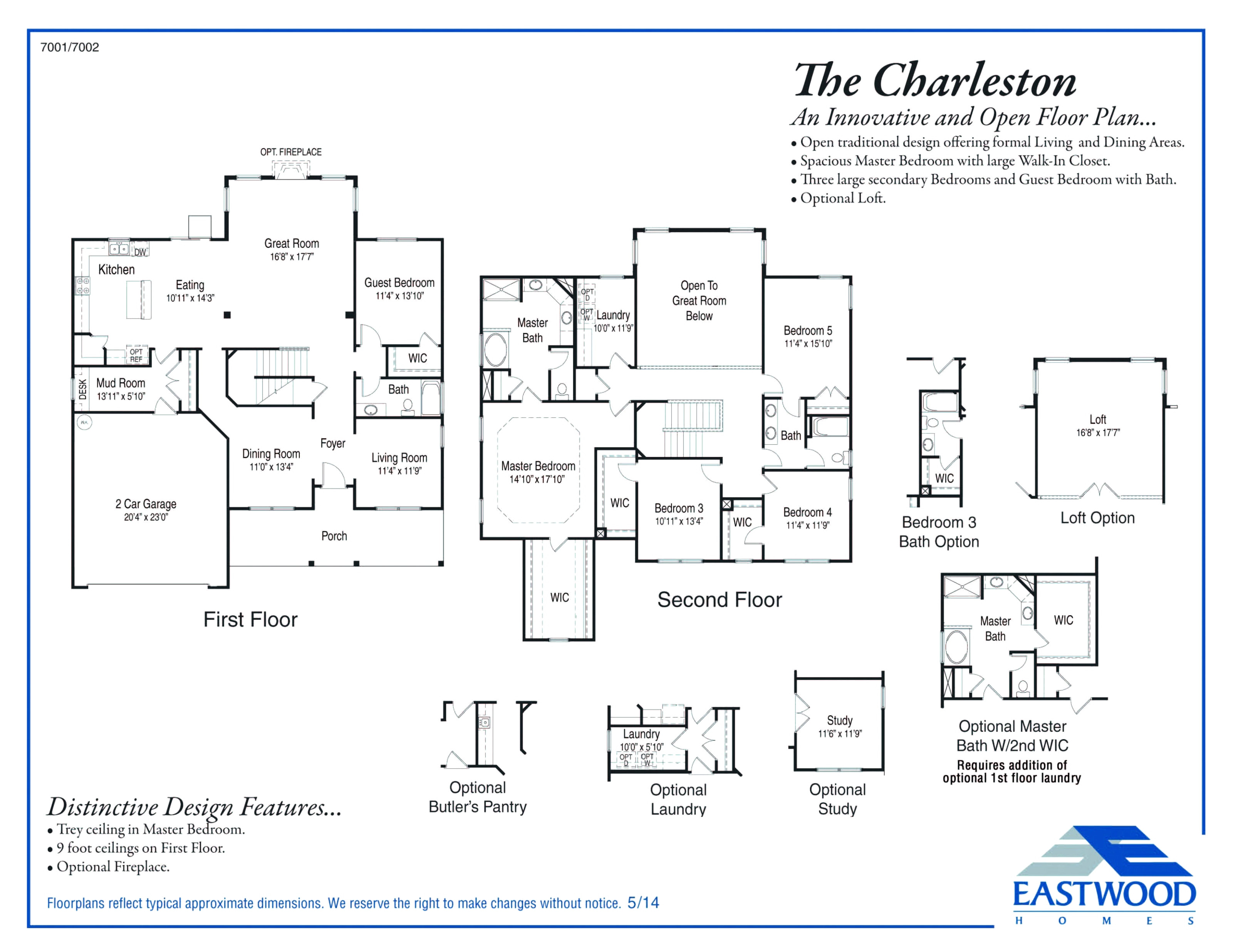 eastwood homes floor plans