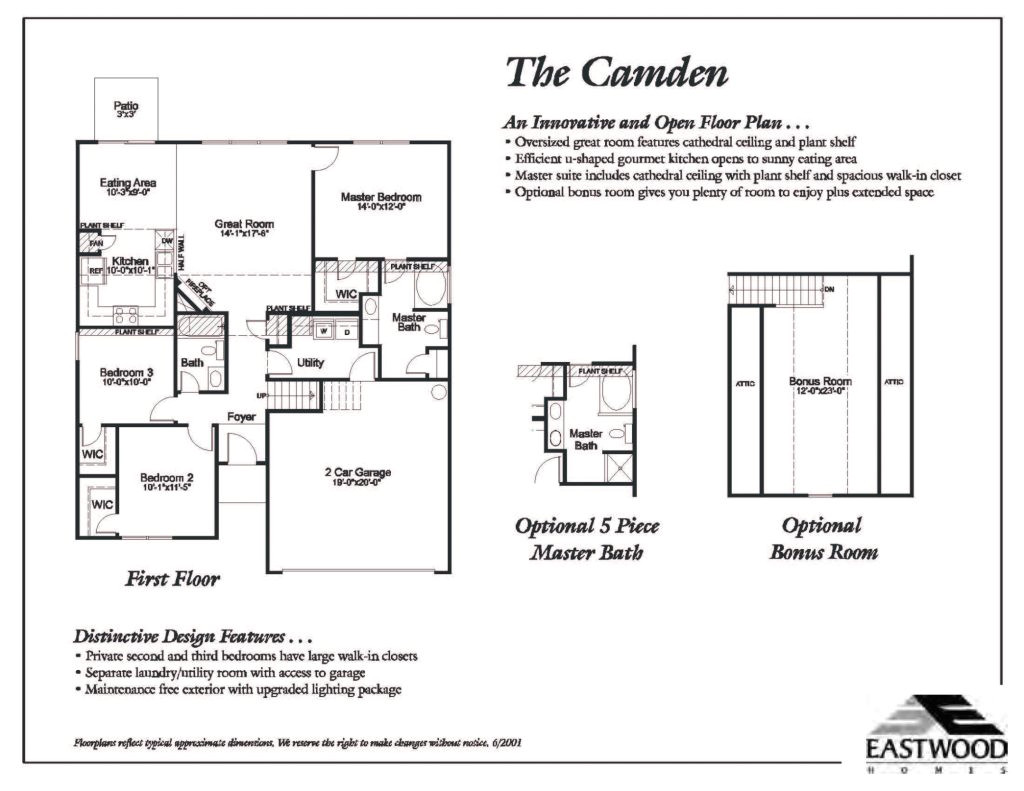 camden eastwood homes regarding eastwood homes floor plans