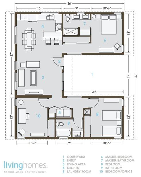 living homes prefab