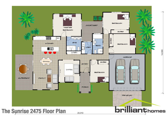 eco friendly house plans