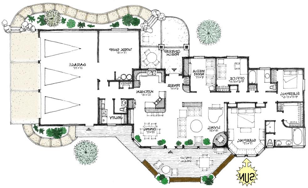 Efficiency Home Plans Energy Efficient Home Plans Smalltowndjs Com