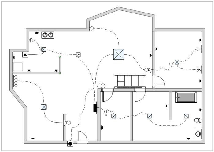 tutorial for home wiring diagram