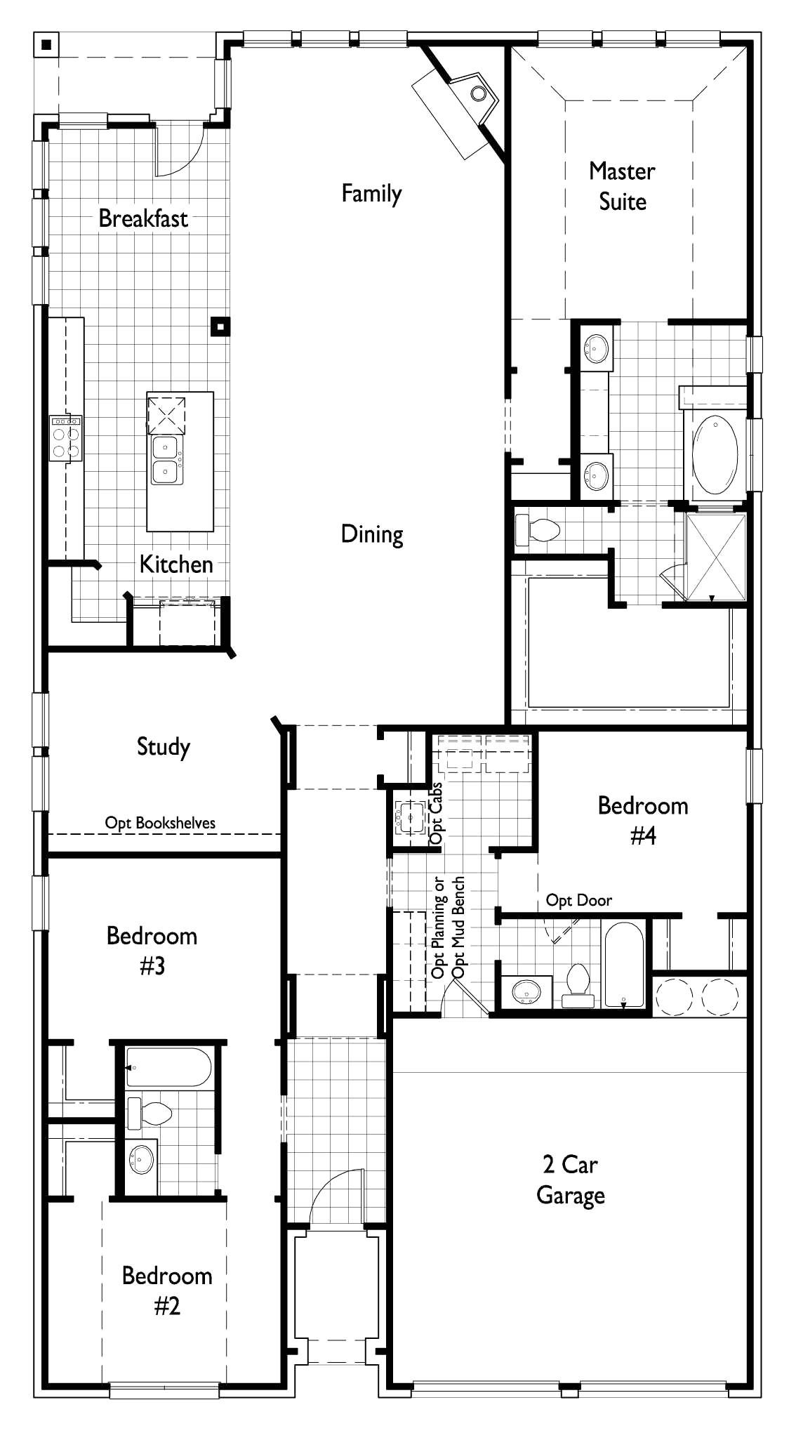 engle homes floor plans santa barbara