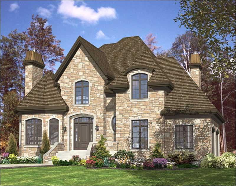 home plan 23649