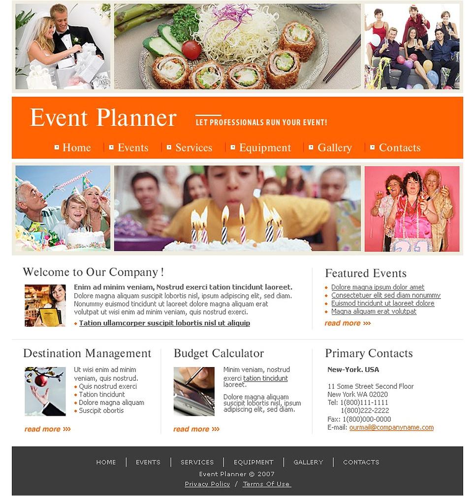 programs event planning