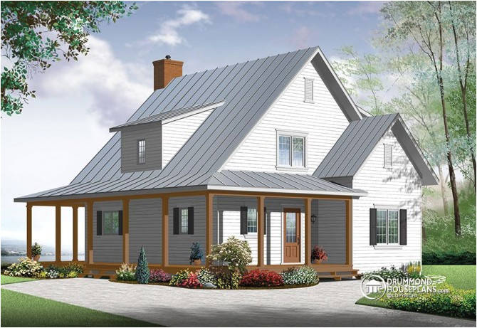 beautiful small modern farmhouse house plan