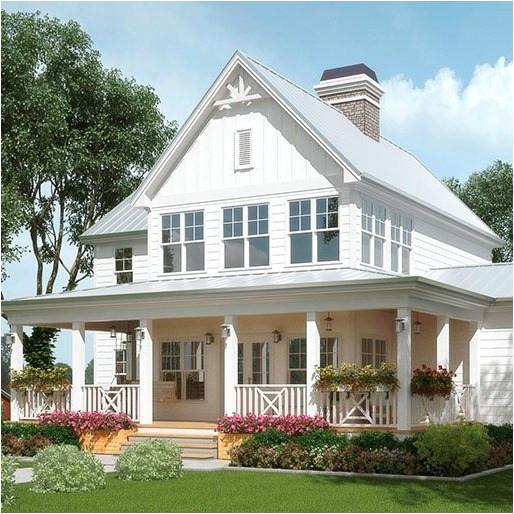 farmhouse style home exteriors