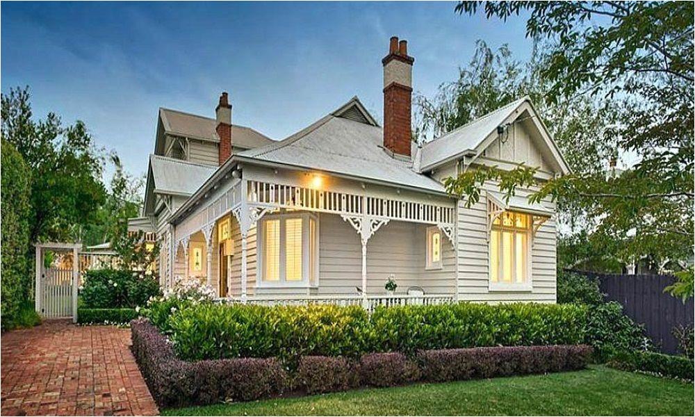federation style house plans australia